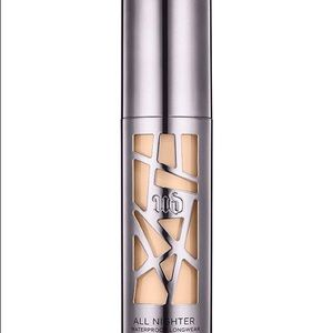Urban Decay All Nighter Foundation Shade 1.0